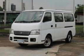 2005 Nissan Urvan 3.0 GX รถตู้/VAN