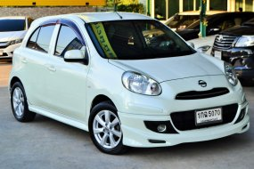 Nissan march 1.2E.2012 at.