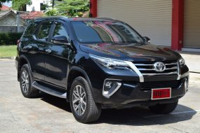 Toyota Fortuner 2.4 (ปี 2018 ) V SUV AT