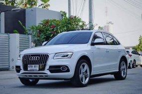 Audi Q5 2.0 TDI (ดีเซล) S-Line Quattro 2015