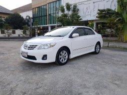 2012 Toyota Altis รถเก๋ง 4 ประตู