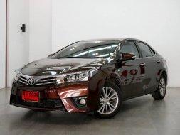 2014 Toyota Altis รถเก๋ง 4 ประตู