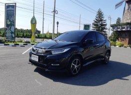 New Honda HR-V 1.8 RS Top AT 2019 สีดำ
