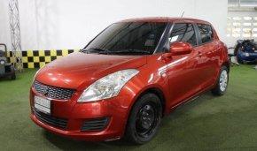 2014 Suzuki Swift 1.2 GL รถเก๋ง 5 ประตู