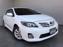 2011 Toyota Corolla Altis 1.6 (ปี 08-13) G Sedan AT