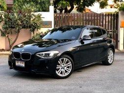 2015 BMW 116i รถเก๋ง 5 ประตู