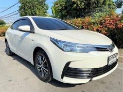 Toyota Altis 1.8E ปี 2017