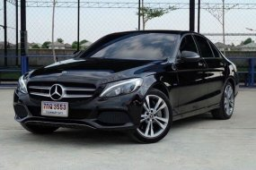 Benz #C350e Avant-garde 2018