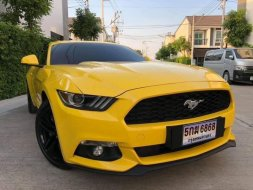 Ford Mustang เครื่อง Ecoboost 2.3 AT ปี 2017