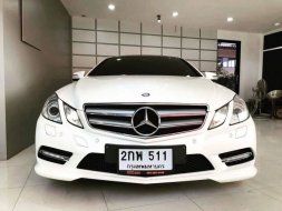 Mercedes Benz E250 Coupe AMG 1.8 เกียร์ 7 Speed Daylight ตรงแล้ว ปี13