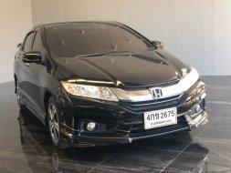 Honda CITY 1.5 SV i-VTEC AT รุ่นtop ปี2015