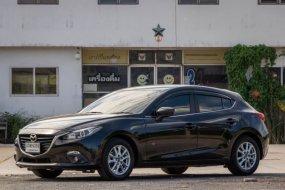2014 Mazda 3 2.0 C Sports รถถูกสุดในตลาดตอนนี้ฟรีดาวน์