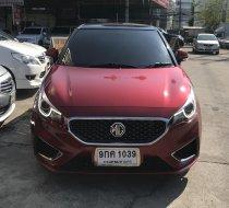 2018 Mg MG3 1.5 X รถเก๋ง 5 ประตู