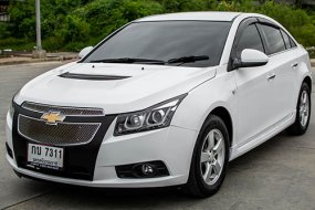 2013 Chevrolet Cruze 1.6 LTZ รถเก๋ง 4 ประตู