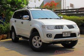 2012 Mitsubishi Pajero GLS SUV  โปรสุดท้าย ของปีนี้ ลดราคาครั้งยิ่งใหญ่