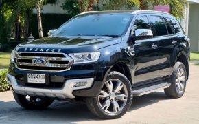 2017 Ford Everest 3.2 Titanium 4WD SUV