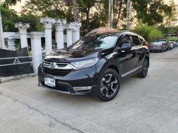 Honda Crv G5 1.6 Diesel Turbo ตัวท็อปสุด รุ่นท็อปสุด ขับ 4 ล้อ Real-time AWD ปี2018