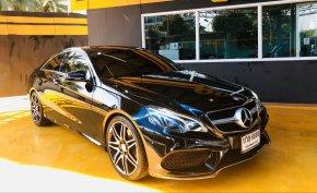 Mercedes-Benz E250 AMG Dynamic ปี 2015