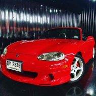 Mazda Mx-5 (NB) Manual 6 speed Yr2003