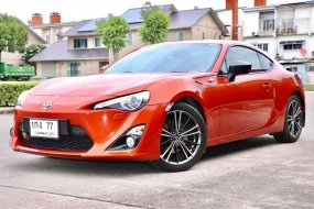 TOYOTA FT 86 GT ปี2013