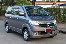 Suzuki APV 1.6 ( ปี 2009 ) GLX Wagon AT
