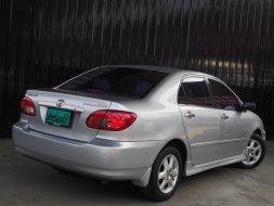 Toyota COROLLA 1.6 GLi รถเก๋ง 4 ประตู