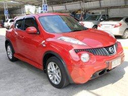 Nissan juke 1.6V top (น้องๆป้ายแดง)