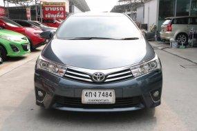 ขายรถ  Toyota Altis1.6G ปี2015 รถเก๋ง 4 ประตู