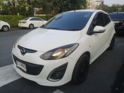 2010 Mazda 2 1.5 Spirit Sports รถเก๋ง 5 ประตู
