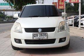 ขายรถ 2010 Suzuki Swift 1.5 GL รถเก๋ง 5 ประตู