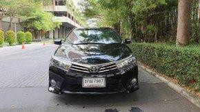 TOYOTA ALTIS 1.8 ESPORT ปี2014 รถสวย ไมล์น้อย81,xxxkm. แท้ ไม่เคยติดแก๊ส ราคา445,000