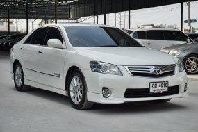 2013 Toyota CAMRY 2.4 Hybrid รถเก๋ง 4 ประตู