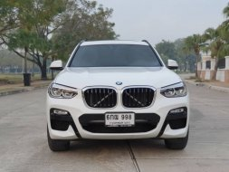 BMW X3 2.0d M sport Year 2018
