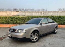 2001 Audi A6 2.4 รถเก๋ง 4 ประตู