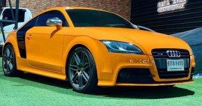 Audi TTs Black Edition (Minor-change) ปี12