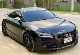 2010 Audi TTS 2.0 TFSI Quattro