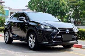 Lexus NX300h Premium Hybrid ปี 2016 เจ้าของเดียว วิ่ง 9x,xxx k.m