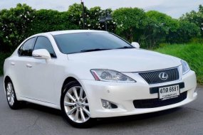 Lexus #is250 ปี2011 minorchange