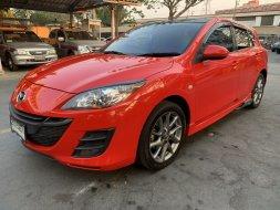 รุ่นหายาก 5 ประตูรถบ้านแท้มือ 1 ปี 2013 Mazda 3 1.6 S+ หลังคาดำ