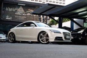 Audi TTS รถมือเดียว นำเข้า 32 ปี 2010 วิ่ง 82,xxx km ประวัติครบทุกระยะ สภาพใหม่