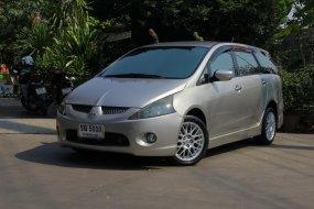 ซื้อขายรถมือสอง 2007 Mitsubishi Space Wagon 2.4 GT Wagon AT