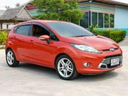 2012 Ford Fiesta 1.5 Sport รถเก๋ง 5 ประตู