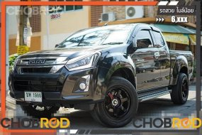 2019 Isuzu HI-LANDER รถกระบะ  สีดำ เกียร์ธรรมดา ราคา 525,000 บาท