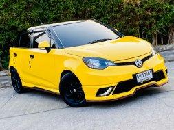 ขายรถ MG3 1.5 D ปี 2015