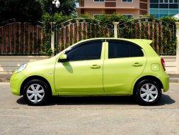 2012 Nissan MARCH 1.2 E