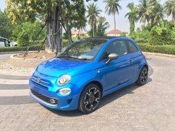 2020 Fiat 500 Limited รถเก๋ง 5 ประตู