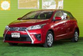 2015 Toyota YARIS 1.2 E รถเก๋ง 5 ประตู