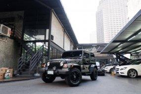Jeep Wrangler Sahara รถจดประกอบปี 2012