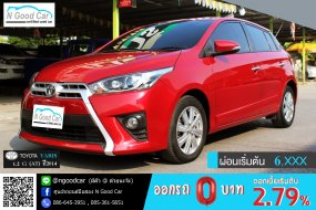 Toyota Yaris 1.2 G (AT) ปี2014