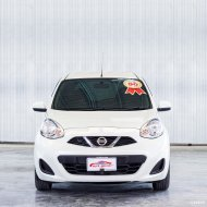 NISSAN MARCH 1.2E เกียร์ AT ปี 2016